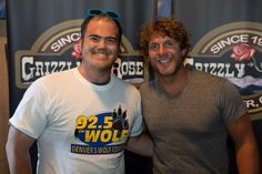 Billy Currington 6.39.2014 Grizzly Rose