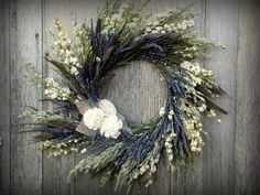 Image result for dried flower wreaths