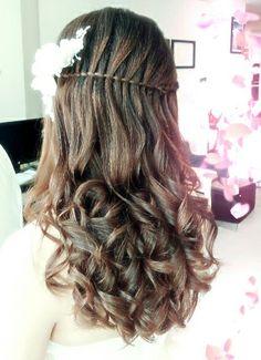 Wedding hairstyl                                       www.facebook.com/vivanwu