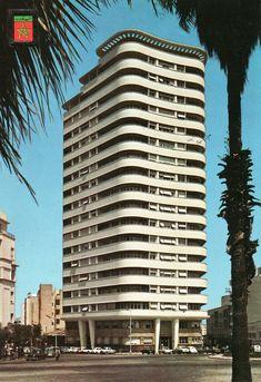 Casablanca, Construction, Architecture, Facade, Skyscraper, Multi Story Building, Bled, Moroccan, Big Architects