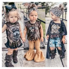 Western Baby Girls, Western Baby Clothes, Baby Kids Clothes, Country Baby Clothes, Country Babies, Cowboy Baby, Cute Baby Girl Outfits, Kids Outfits, Baby Girl Winter