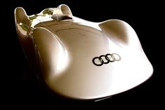1938 Auto Union Type C Streamliner.