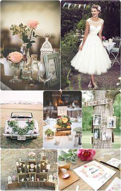 Mariage: Idées décoration tendances 2016