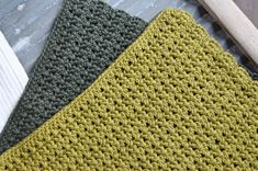 Dyi, Knit Crochet, Diy And Crafts, Blanket, Knitting, Dishcloth, Crocheting, Products, Handarbeit