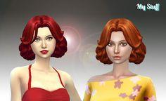 My Stuff: Jacqueline Hairstyle