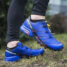 Buty do biegania SALOMON SPEEDCROSS PRO COBALT #sklepbiegowy.com
