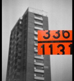 Barna. Edifici Ciutat Meridiana