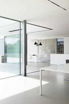 Francisca Hautekeete - architect Gent - V - Harelbeke - huis