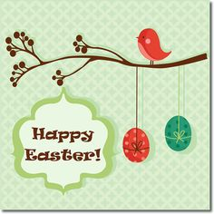 Adorable free Easter Card printable PDFs.
