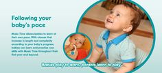 following your baby's pace #music #playtime #fun #babies