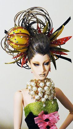 Superdoll Sybarite, Numina, BJD OOAK.  Art doll