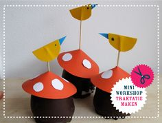 Sweet Tidings: Mini Craft Workshops from Homemade Happiness Kid Party Favors, Candy Party, Party Treats, Wonka Chocolate, Chocolate Party, Art Lessons For Kids, Art For Kids, Charlie Chocolate Factory, Cute Kids Crafts