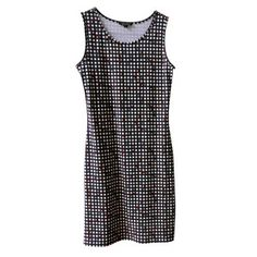 Tunic Jersey Dress Dot Print now featured on Fab.