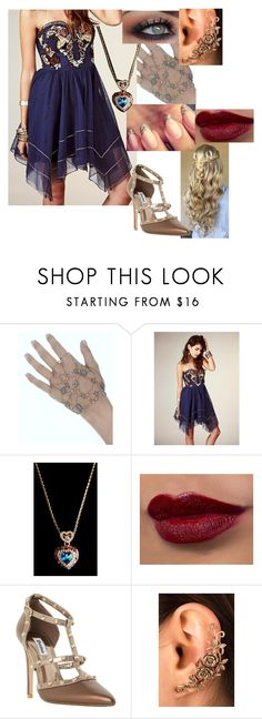 """Untitled #667"" by sophie-quake-jones ❤ liked on Polyvore featuring Free People and Dune"