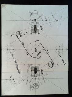 @Agua_Y_Aceite #sketch #pulley
