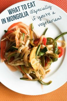 Find out what vegetarians eat in Mongolia, and how you too can survive and even enjoy your meals as a vegetarian traveling through Mongolia.