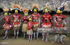 children traditional dress images papua new guinea - Google Search