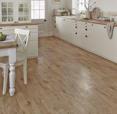 Karndean Flooring - Providence Kitchen