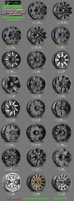 2017 Fuel Off-Road Wheels & Rims – For Jeeps, Trucks, SUV's – 2017 Fuel Off-Road Wheels & Rims – Para jeeps, camiones, SUV's – del camino # Llantas Auto Jeep, Rims For Cars, Suv Cars, Black Rims For Trucks, Jeep Wheels And Tires, Truck Rims And Tires, Car Rims, Off Road Wheels, Car Wheels