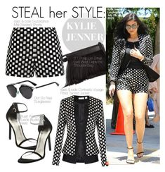 """""""Steal Her Style-Kylie Jenner"""" by kusja ❤ liked on Polyvore featuring sass & bide, 3.1 Phillip Lim, Stuart Weitzman, Stealherstyle, celebstyle and KylieJenner"""