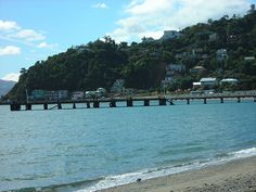 Days Bay pier, Eastbourne, New Zealand Rarotonga Cook Islands, Wellington New Zealand, New Zealand North, Sister Cities, New Zealand Landscape, Princess Cruises, British Isles, Terra, Hobbit