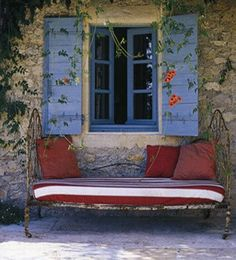 Love this Bed as Bench