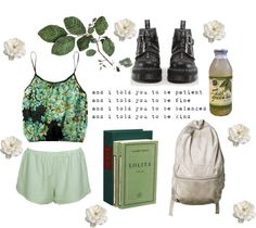 """""""I told you..."""" by c-a-r-y-s ❤ liked on Polyvore"""