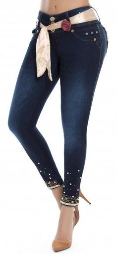 Jeans levanta cola LUJURIA 78854
