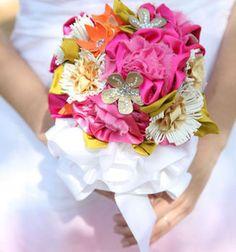 Floral Fantasy Bridal Bouquet