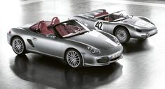 Typ 987 Boxster S - RS60 Special (limited) Edition (2008)