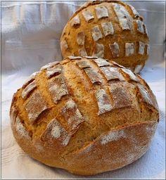 Limara péksége: Teljes kiőrlésű zabpelyhes kenyér