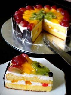 HESTI'S KITCHEN : yummy for your tummy: Fruity Cake
