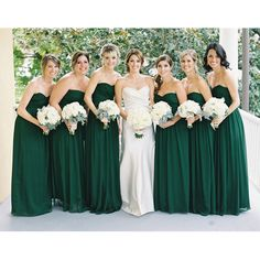 Kansas City Glamour - Kansas City, MO | Emerald green gown, Green ...