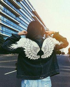 Wings Jacket