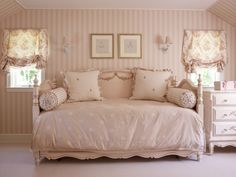 Suzy q, better decorating bible, blog, interior décor, design, trends, for 2013, hottest, most talked about, styles, pastel, hues, stripes, wallpaper, walls, ideas, soft, violet, pink, colors, sorbet789