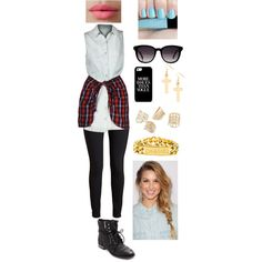 """""""Casual look"""" by ezinwa on Polyvore"""