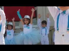 Ana okulu Sandalye dansı - YouTube