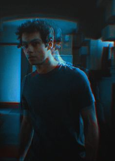 Dylan O'Brien as Stiles Stilinski Stiles Stilinski stilinski Teen Wolf Stiles, Teen Wolf Dylan, Dylan O'brien, O Daddy, Baby Daddy, Stydia, Sterek, Meninos Teen Wolf, Mtv