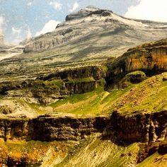 Monte Perdido, Ordesa National Park, Pyrenees, Spain.