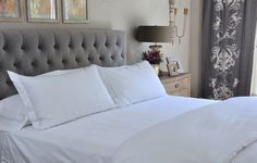 Give Your Bedding a Hotel Look and Feel - Decor Gold Designs