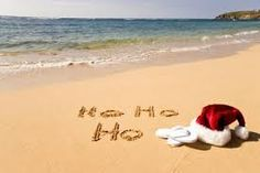 christmas beach pictures - Google Search