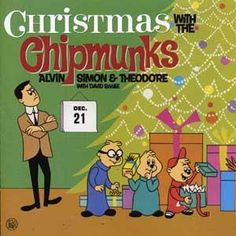 Christmas with the Chipmunks CD 2006
