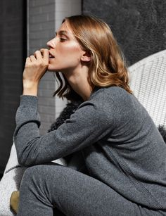 Abode Living - Clothing - Loungewear - Essie Sweater  - Abode Living