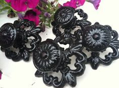 Drawer Pulls Drawer Knobs Shabby Chic Knobs  by LaBellasCottage, $8.95 (kitchen)