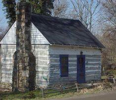 Log Cabins in Waterford, Virginia