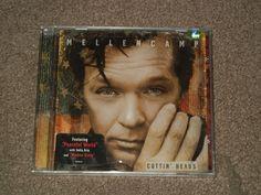 JOHN MELLENCAMP Cuttin' Heads (CD, Music, Rock, Pop, Male, Vocals, Sony, 2001)