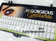 Be Gorgeous brings you cluster lashes that give you the volume without breaking your natural Lash!  #lashextensions #clusterlash #volumelash #barbielash #lightweight #voluminous #lashesonpoint #lashesonfleek #lashes #begorgeous #begorgeouseyelashes #begorgeousaustralia #begorgeousacademy #begorgeousindia #begorgeouspro