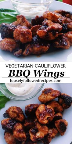 These 14 Vegetarian BBQ Recipes will surely get you and your guests' mouths watering this Fourth July! Veggie Dishes, Veggie Recipes, Vegetarian Recipes, Cooking Recipes, Healthy Recipes, Vegetarian Wings, Dinner Recipes, Tilapia Recipes, Cabbage Recipes