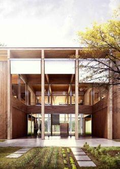 kindergarten and multi-purpose hall / abcg architettura & lopesbrenna architetti