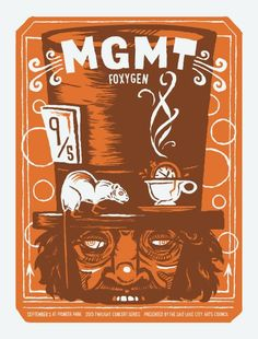 MGMT_Tour poster